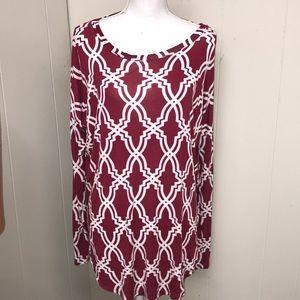 Women's Fantastic Fawn Long Shirt size Large? 🤙🏼